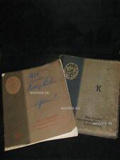 Max Roesler Feinsteingutfabrik Rodach bei Coburg, Preisliste und Katalog 1921