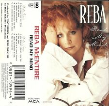 Read My Mind by Reba McEntire (Cassette, Apr-1994, Universal)