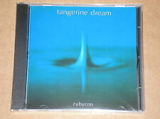 TANGERINE DREAM - RUBYCON - CD SIGILLATO (SEALED)
