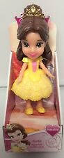~ Disney Princess~ MINI Toddler Doll Figure SPARKLE COLLECTION BELLE