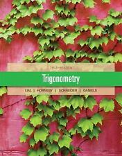 Trigonometry by Lial, Hornsby, Schneider, and Daniels 10th Edition