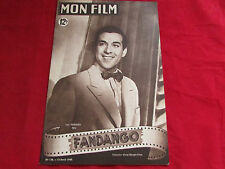 MON FILM  Magazine inc  Louis MARIANO Renee FAURE & FANDANGO  13/04/1949  No 138