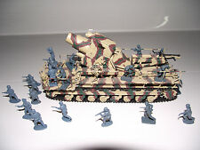Petits soldats Diorama Canon Allemand MAUSER  KARL