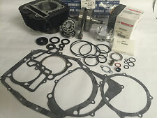 Yamaha Warrior 350 YFM350 84mm Big Bore Cylinder Motor Engine Parts Rebuild Kit