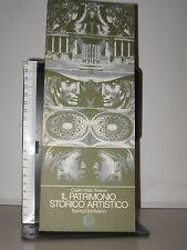 CAPIRE L'ITALIA - Il PATRIMONIO STORICO ARTISTICO  -  TOURING CLUB 1979