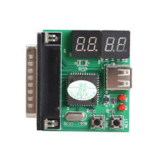 4-Digit PC Analyzer Motherboard Diagnostic Tester USB Post Test Card