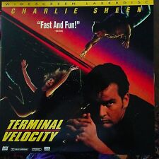 Terminal Velocity / Widescreen - Laserdisc Buy 6 for free shipping