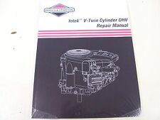 Briggs & Stratton Engine OHV Repair Manual  #273521 *NEW*