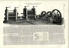 1891 Gun Barrel Rolling Mill Josias Guest West Bromwich
