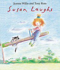 Susan Laughs  Jeanne Willis Book