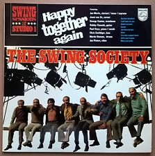 LP The Swing Society ‎– Happy Together Again 1975 Dutch Swing Jazz