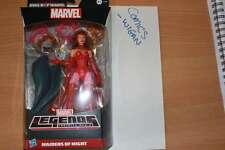 Marvel Legends Infinite Series Maidens of Might Scarlet Witch Package Pckage NE