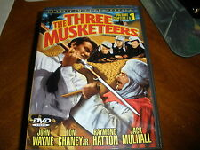 The Three Musketeers: Vol 1 - Chapters 1-6 (DVD, 2003)
