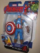 "CAPTAIN AMERICA ( 6"" ) BRAND NEW ( 2016 ) MARVEL AVENGERS ACTION FIGURE"