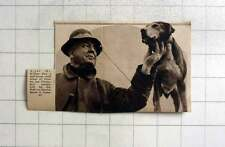 1937 Mr William Daw, Cattle Drover Taunton Glastonbury