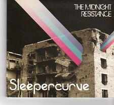 (FR743) Sleepercurve, The Midnight Resistance - 2008 CD