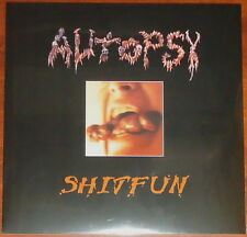 Autopsy - Shitfun LP / Vinyl / New RE / Sealed (2012) Death Metal