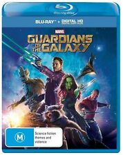 Guardians Of The Galaxy (Blu-ray 2014) Marvel - FREE SHIPPING !!!!!