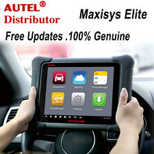 Autel MaxiSYS Elite J2534 Key ECU Programming Diagnostic Scanner Better MS908P