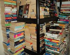 """SALE!! HUGE """"FICTION"""" PAPERBACK COLLECTION - Lot of 25 - Lots of Great Reading!"""