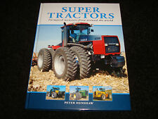 SUPERTRACTORS: FARMYARD MONSTERS DE POR TODO EL MUNDO PETER HENSHAW NUEVO