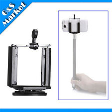 Cell Phone Camera Stand Clip Holder Mount Tripod for iPhone4/4s/5/5s Samsung