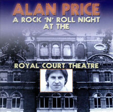 Alan Price - Rock 'N' Roll Night at the Royal Court Theatre Live CD NEW / SEALED