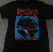 SEPULTURA - SCHIZOPHRENIA,  SMALL T-SHIRT
