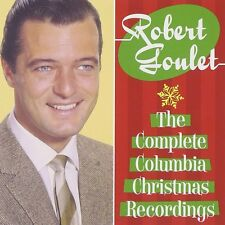 Robert Goulet: The Complete Columbia Christmas Recordings. CD