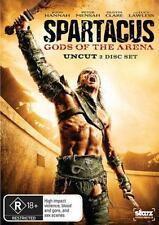 SPARTACUS : GODS OF THE ARENA Uncut : NEW DVD