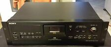 Sony DTC-A6 DAT Professional Digital Audio Tape Deck Recorder (plus 5 DAT tapes)