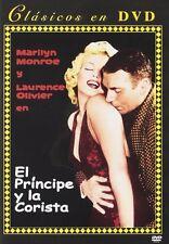 Der Prinz und die Tänzerin  **DVD R2**  Marilyn Monroe Laurence Olivier Deutsch