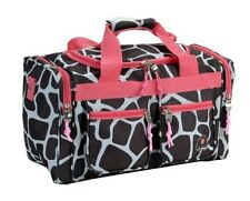 ROCKLAND 19 inches TOTE BAG PINK GIRAFFE PTB419-PINKGIRA Luggage NEW