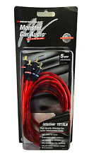 Monster Car Audio InterLink 101 XLN Interconnect Cable - 2C-5M - 5 Meter (16 Ft)