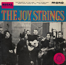 45TRS VINYL 7''/ RARE BRITISH EP JOY STRINGS / SALVATION ARMY