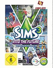 The Sims 3 into the Future DLC origin Game key PC código [envío rápido]