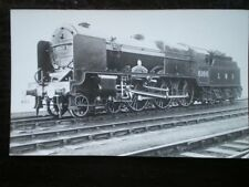 POSTCARD RP LMS   ROYAL SCOT (SCOT) 4-6-0 6166 LONDON RIFLE BRIGADE