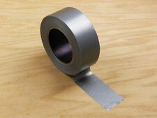 """HIGH QUALITY 2"""" Grey Duct Tape Waterproof UV Tear Resistant 60 yd 180' Roll"""