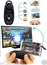 Multifunctional Gamer Bluetooth Game Remote Control Controller - Black (4SG3120)