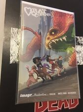 Rat Queens #1 Rare Variant NM Image Comic Book