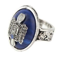 Vintage Movie Vampire Diaries Damon/Stefan Salvatore Sun Family Crest Rings HBK