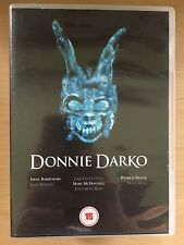 Jake Gyllenhaal Patrick Swayze DONNIE DARKO ~ 2001 Cult Sci-Fi Drama | UK DVD