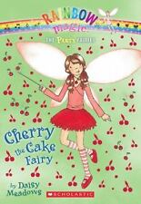 Cherry the Cake Fairy (Rainbow Magic Fairies: Party Fairies, No. 1) by Meadows,