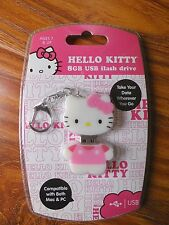 Hello Kitty 8GB  USB Flash Drive Cute - Key chain Brand new