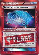 Jamming Net 98/119 XY Phantom Forces HOLO PERFECT MINT! Pokemon