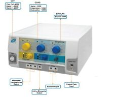 Electrosurgical Generator 400W under water surgery Surgical Cautery SSE - TUR