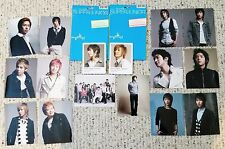 [US BUYERS] SUPER JUNIOR OFFICIAL OOP PHOTO OF THE MONTH MAY VER A AND B SET