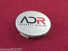 ADR Advanti Racing Wheels Chrome Custom Wheel Center Cap (1)