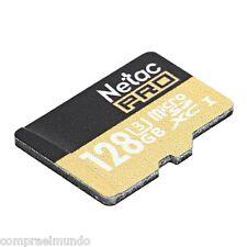 Netac Micro SD Card UHS - I Flash Memory Device 128GB