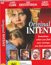 Original Intent-1990-Candy Clark-Movie-DVD